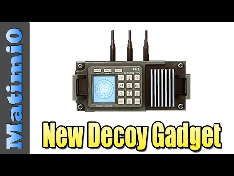 or - The new Decoy gadget for all the classes in Battlefield 4 is impressive. The DS-3 can be used in a wide variety of ways to take your enemy by surprise. Enjoy! Follow me on Twitter: https://twitt...