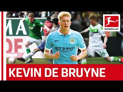 Kevin De Bruyne - Made In Bundesliga