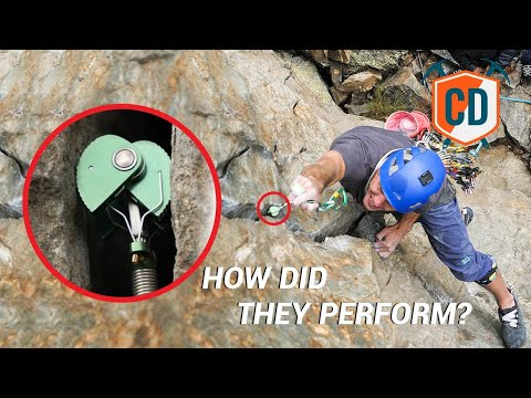 Precise Protection: The Wild Country Zero Friends | Climbing Daily Ep.1721