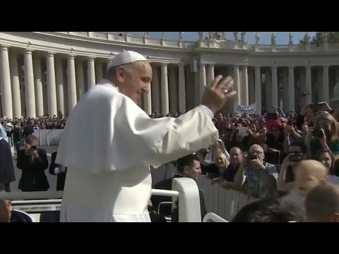 Pope Pushing Bible Prophecy
