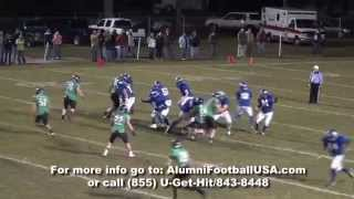 Portage (IN) United States  city photo : Conemaugh Valley vs Portage Alumni Football USA Highlights 11/12/11