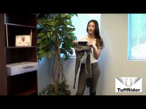 TuffRider Super Fit Pull On Breeches