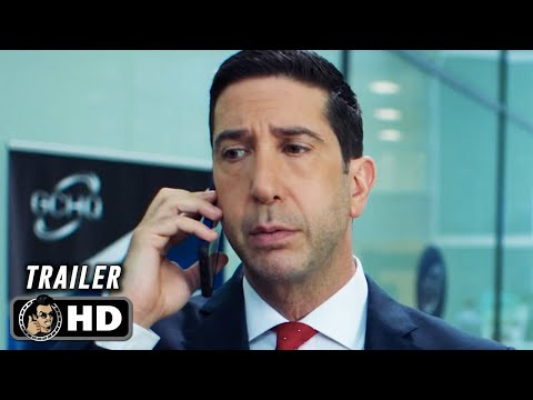 INTELLIGENCE Official Trailer (HD) David Schwimmer
