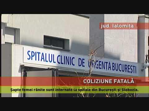 Plan Roșu de Intervenție, în cazul accidentului mortal din județul Ialomița