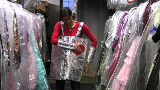 Costume Shop Quick Change - Video