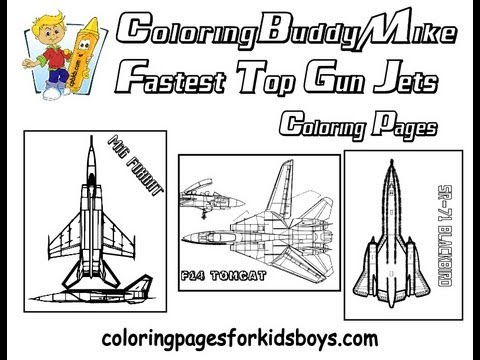 Top Ten Fastest Airplanes MIlitary...