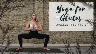 Video DAY 9: YOGA FOR BUMS | Yoganuary Yoga Challenge | CAT MEFFAN MP3, 3GP, MP4, WEBM, AVI, FLV Maret 2018