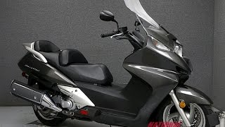 9. 2008  HONDA  FSC600 SILVERWING 600 W/ABS  - National Powersports Distributors