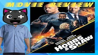 Fast and Furious presents:  Hobbs and shaw movie review #HobbsAndShaw