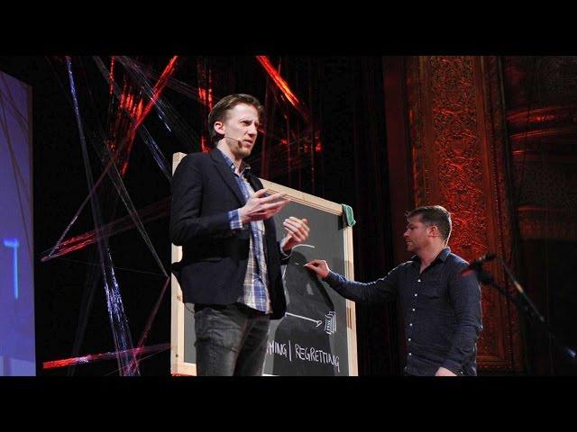 How to make good decisions | Mikael Krogerus & Roman Tschappeler | TEDxDanubia 2016