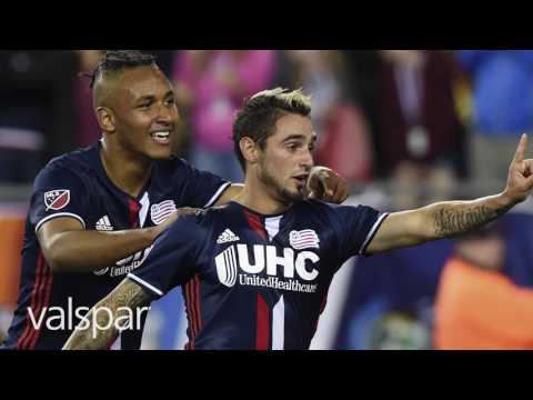 Video: Valspar Matchday Primer | New England Revolution