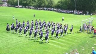 Marschmusikbewertung - MK Biberbach am 9. Juli 2017 in Zeillern Wertung: 93 - ausgezeichnet BrainStorm Werbeagentur:...