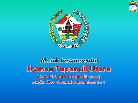 Musik Instrumental Hymne Tapanuli Utara