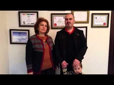 Yurdagül ŞEKER - Bel Fıtığı Hastası - Prof. Dr. Orhan Şen