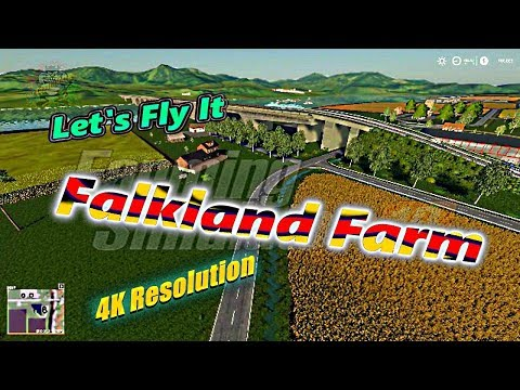Falkland Map v1.1 Beta