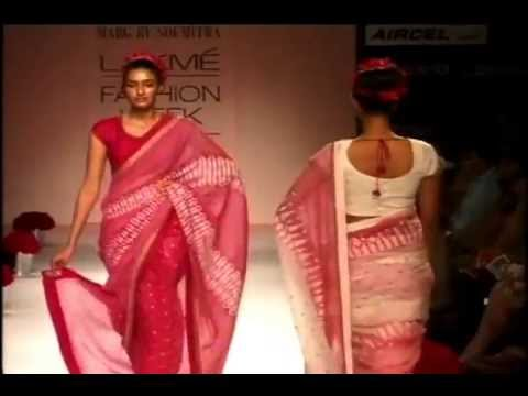 mondal - Live - Watch Lakme Fashion Week Summer/Resort 2013 live Day 4 Show 4 Soumitra Mondal / Vaishali S.