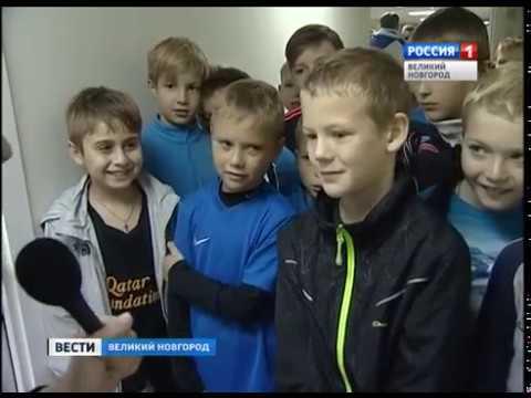 Посвящение в футболисты ГТРК