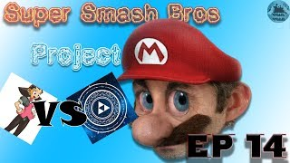 TripTrap VS Wiggins – Super Smash Bros : Project M | Ep 14