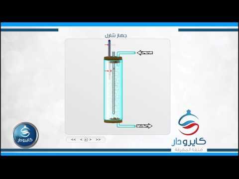 فيزياء - الباب السادس| أثر درجة الحرارة فى الحجم عند ثبو الضغط قانون شارل
