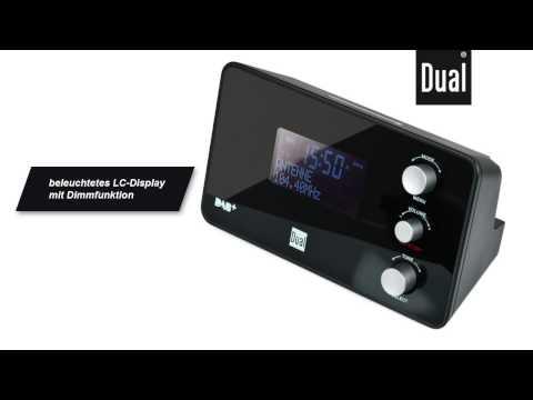 Dual DAB CR 25 - Uhrenradio (Wecker)