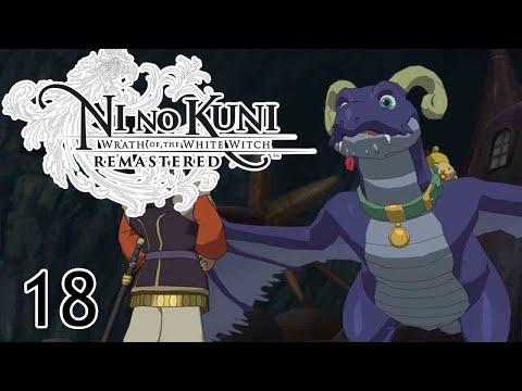 How to tame a Dragon!?? // Ni No Kuni: Remastered - part 18