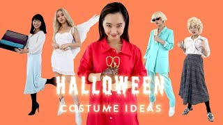 6 EASY HALLOWEEN COSTUMES THAT ARE ACTUALLY COOL (at least for me lol) by Clothes Encounters