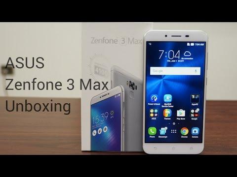 Asus Zenfone 3 Max Unboxing & First Look - PhoneRadar