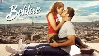 Befikre (2016) first look Ranveer Singh Vaani Kapoor