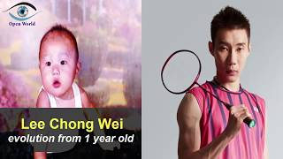 Download Video Lee Chong Wei - from 1 to 35 years old MP3 3GP MP4