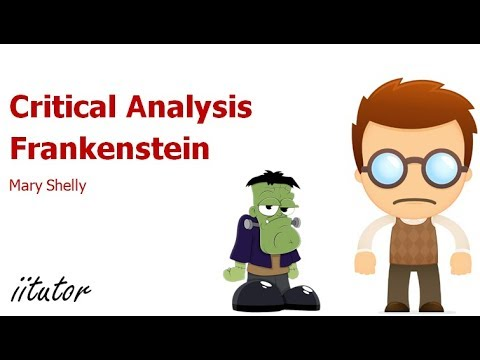 √ Critical Analysis of Frankenstein | Mary Shelly | English