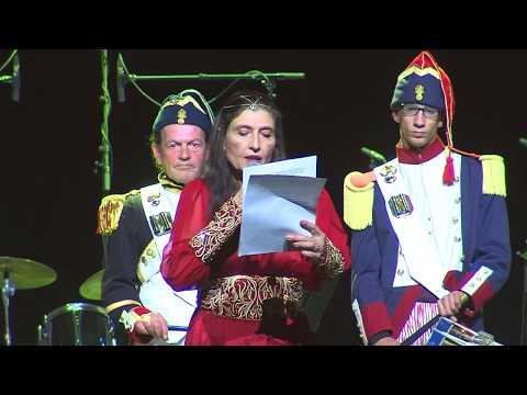 Elaine Kibaro aux Folies Bergère