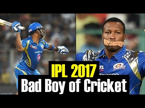Video IPL 2017: Biggest Cricket Fights Involving Kieron Pollard download in MP3, 3GP, MP4, WEBM, AVI, FLV January 2017