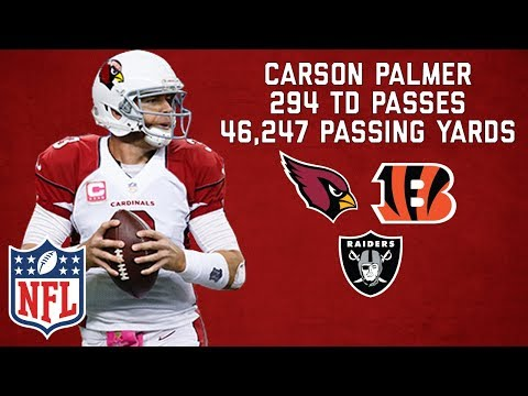 Video: Carson Palmer's Best Career Highlights! | NFL
