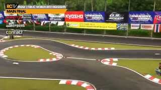 IFMAR 10th IC Worlds - Highlights In HD! - 2012