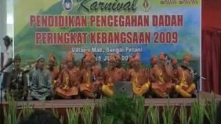 Download Lagu Dikir Barat PPDa Kebangsaan 09 Terengganu (Tok Juara) Mp3