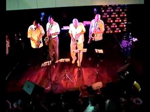 29th Street Saxophone Quartet - Maiden Voyage