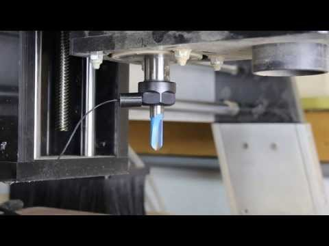 CNC Shark Touch Plate Demo