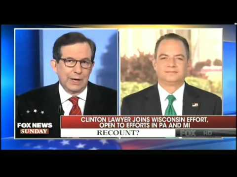 RNC Chairman Reince Priebus On Fox News