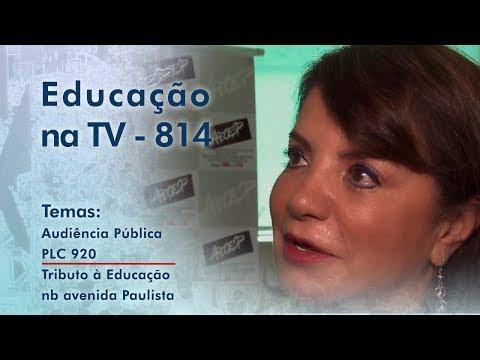 Audiência Pública PLC 920 / Tributo à Educação na Avenida Paulista