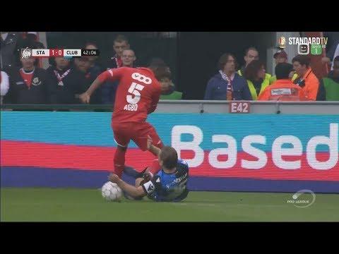 🎥 Standard - FC Bruges 1-1