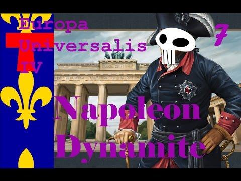 Europa Universalis IV Napoleon Dynamite Episode 7