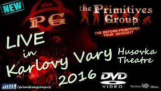 Video The PRIMITIVES Group - Light my Fire (Live)