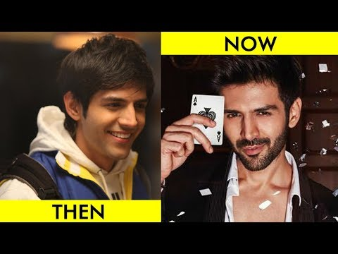 Kartik Aaryan's CUTE To H0T Transformation | Pyar