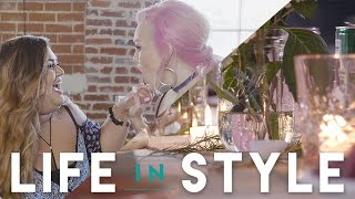 In this episode of Life in Style, Kandee Johnson is joined by DIY expert Nabela Noor who brings you creative ways to make the dining table an inviting place for friends and family!Kandee Johnson:https://www.youtube.com/user/kandeejohnsonhttps://www.instagram.com/kandeejohnson/https://www.facebook.com/kandeejohnson/?fref=tsNabela Noor: https://www.youtube.com/user/NabelaNoorhttps://www.instagram.com/nabelanoor/https://www.facebook.com/NabelaNoorOfficial/?fref=ts∞ Subscribe to ICON: http://goo.gl/DptTm ∞ ICON network on the Web:http://youtube.com/ICONnetwork http://facebook.com/ICONnetwork http://twitter.com/ICONnetwork http://pinterest.com/ICONnetwork http://instagram.com/ICONnetwork http://google.com/+ICONnetwork http://icon.networkGet the ICON app for iOS and Android now: http://icon.network/s/iconappICONnetwork is a lifestyle network by Michelle Phan.Michelle PhanYouTube: http://bitly.com/MichellePhanYTFacebook: http://bit.ly/MichellePhanFBTwitter: http://bit.ly/MichelleTweets
