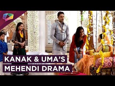 Kanak And Uma's Mehendi Drama Begins | Tu Sooraj