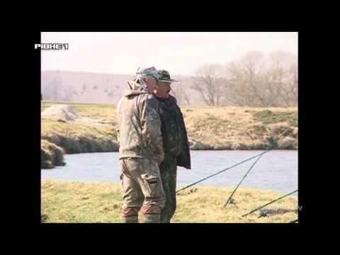 Перша весняна риболовля в Чоловічих розвагах. Частина 2 [ВІДЕО]