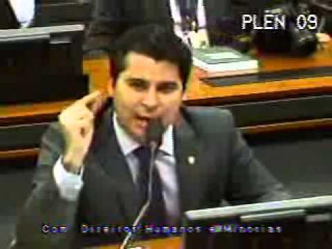 Dep. Marcos Rogério participa de audiência pública na Comissão de Direitos Humanos