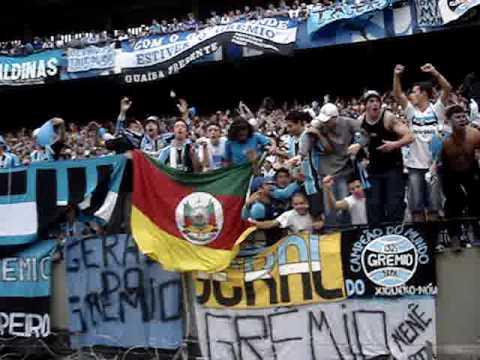 GERAL DO GRÊMIO em 2005 - Geral do Grêmio - Grêmio