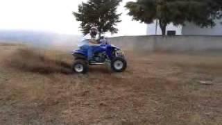 6. 2004 Yamaha YFZ 450
