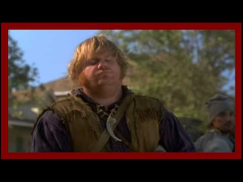 Chris Farley Movie Clips (Almost Heroes 1/4) P1